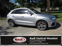 Certified Used 2016 Audi Q3 2.0T SUV in Houston, TX