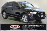 Certified Used 2015 Audi Q3 2.0T SUV in Houston, TX