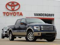 2014 Ford F-150 King Ranch Truck SuperCrew Cab 4x4