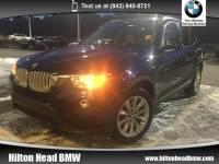 2015 BMW X3 xDrive28i xDrive28i * One Owner * All-Wheel Drive * Navigati SAV All-wheel Drive