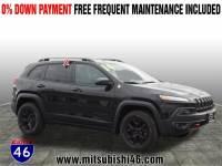 Used 2014 Jeep Cherokee Trailhawk 4x4 SUV | Totowa NJ | VIN: 1C4PJMBS2EW286410