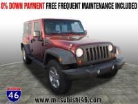 Used 2010 Jeep Wrangler Unlimited Sport SUV | Totowa NJ | VIN: 1J4BA3H17AL102569