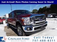 2016 Ford F-250SD Lariat Crew Cab Truck V8 32V DDI OHV Turbo Diesel