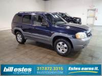 Pre-Owned 2002 Mazda Tribute ES FWD 4D Sport Utility