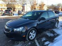 Certified Pre-Owned 2014 Chevrolet Cruze LT Bluetooth Nav Backup Cam Leather Sunroof Pioneer Sound