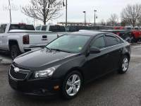 Certified Pre-Owned 2014 Chevrolet Cruze 2.0L DIESEL Bluetooth Nav Sunroof Backup Cam Pioneer Remote Start Leather