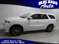 2017 Dodge Durango GT SUV in Duncansville | Serving Altoona, Ebensburg, Huntingdon, and Hollidaysburg PA