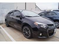 2014 Toyota Corolla Sedan For Sale in Dallas TX | Toyota Certified Used