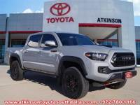 2017 Toyota Tacoma TRD Pro V6 Truck Double Cab For Sale in Dallas TX | Toyota Certified Used