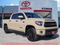 2016 Toyota Tundra Truck CrewMax For Sale in Dallas TX | Toyota Certified Used