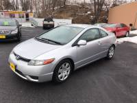 2007 Honda Civic Coupe 2dr CVT EX-L