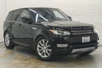 Pre-Owned 2017 Land Rover Range Rover Sport HSE Four Wheel Drive Sport Utility