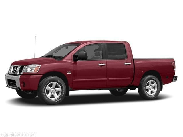 Photo Used 2007 Nissan Titan LE Truck Crew Cab in Carson, CA