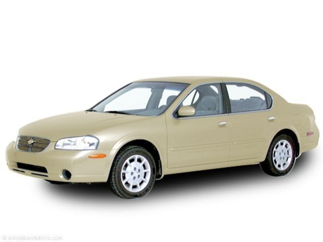 Photo Used 2000 Nissan Maxima GXE For Sale in Sunnyvale, CA