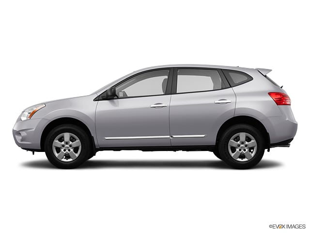 Photo Certified Pre-Owned 2013 Nissan Rogue SV SUV For Sale in Wilton, CT