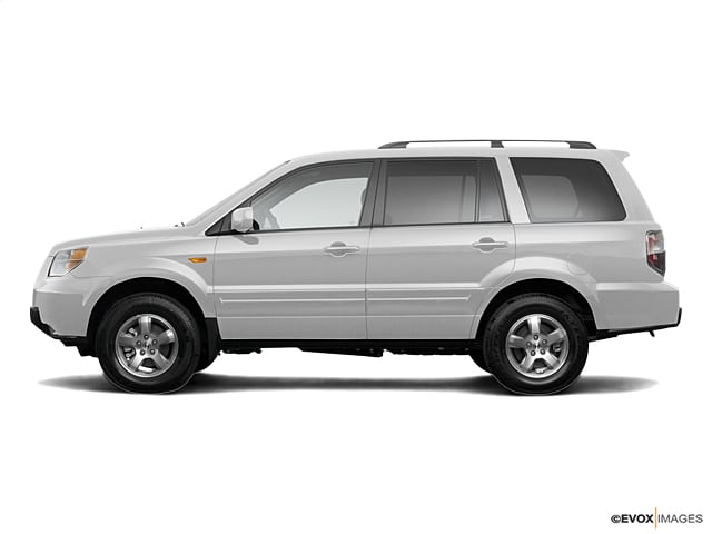 Photo Used 2008 Honda Pilot for sale in ,
