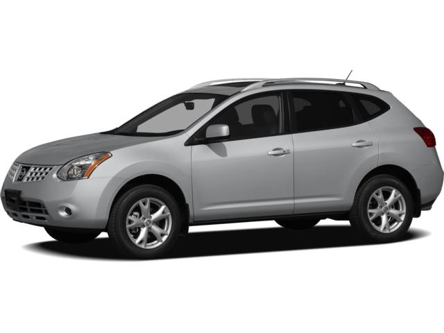 Photo 2008 Nissan Rogue SL - Nissan dealer in Amarillo TX  Used Nissan dealership serving Dumas Lubbock Plainview Pampa TX