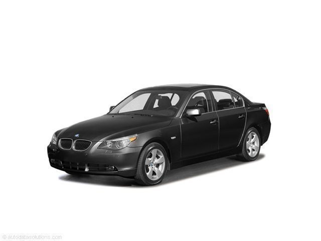 Photo Used 2004 BMW 525i Sedan for Sale in Greenville, TX