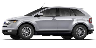 Photo Used 2007 Ford Edge SEL SUV for Sale in Greenville, TX
