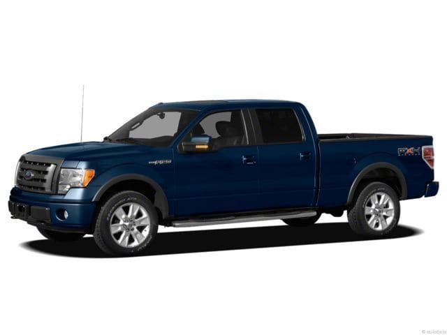 Photo Used 2012 Ford F-150 Truck SuperCrew Cab for Sale in Greenville, TX