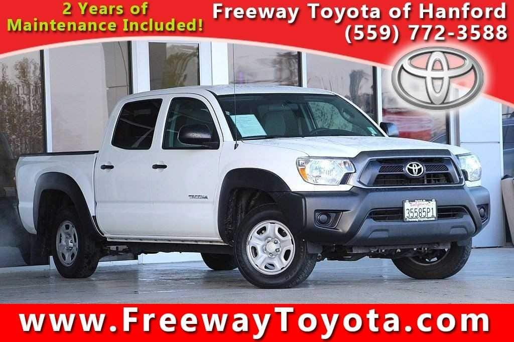 Photo 2014 Toyota Tacoma Truck Double Cab 4x2 - Used Car Dealer Serving Fresno, Central Valley, CA