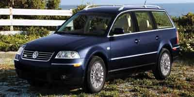 Photo Pre-Owned 2004 Volkswagen Passat Wagon GLS Front Wheel Drive Station Wagon
