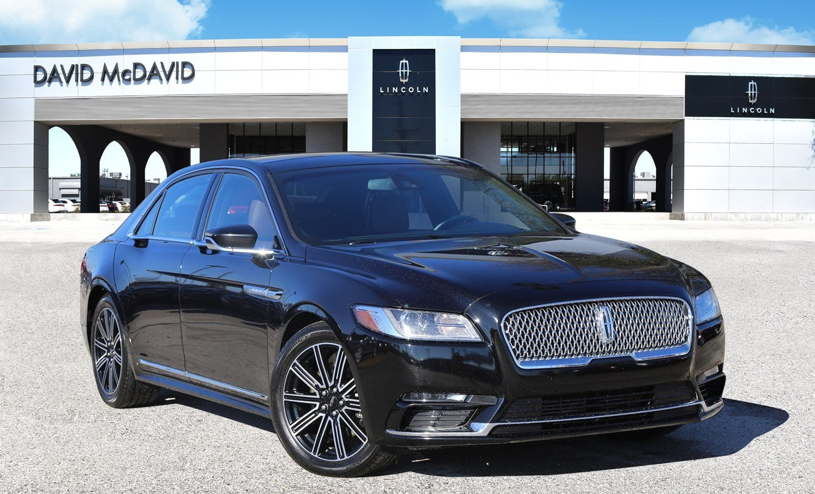 Photo Certified 2017 Lincoln Continental Reserve Reserve AWD 6 in PlanoDallasFort Worth TX