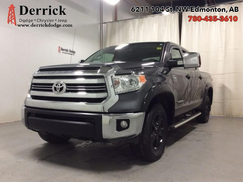 Photo Pre-Owned 2016 Toyota Tundra Used 4X4 CC TRD Off Road Side Steps 226.98 BW