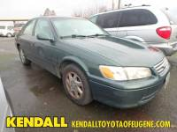 2000 Toyota Camry LE Sedan Front-wheel Drive