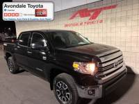 Certified Pre-Owned 2017 Toyota Tundra Truck CrewMax 4x4 in Avondale, AZ