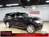 2016 Toyota Sequoia Limited SUV 6-Speed Automatic Electronic