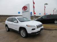 Used 2017 Jeep Cherokee Limited SUV FWD For Sale in Houston