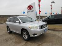 Used 2009 Toyota Highlander Base SUV FWD For Sale in Houston