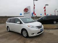 Used 2015 Toyota Sienna XLE Minivan/Van FWD For Sale in Houston