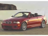 2002 BMW 3 Series M3 Convertible