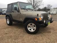 Used 2004 Jeep Wrangler Rubicon SUV I-6 cyl for sale in Richmond, VA