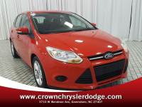 Pre-Owned 2014 Ford Focus Hatchback in Greensboro NC