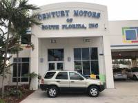 2004 Ford Escape XLT Clean CarFax Leather CD Cruise Alloy Wheels