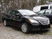 Certified Pre-Owned 2015 Nissan Sentra Front Wheel Drive 4dr Car