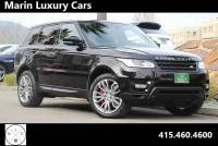 Pre-Owned 2014 Land Rover Range Rover Sport 5.0L V8 Supercharged SUV in Corte Madera, CA