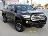 2016 Toyota Tacoma TRD Off Road 4WD 4WD Double Cab V6 AT TRD Off Road