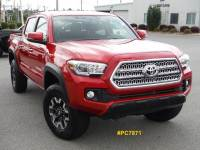 2017 Toyota Tacoma TRD Off Road Double Cab 4WD TRD Off Road Double Cab 5 Bed V6 4x4 AT