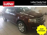 2015 Ford Expedition Platinum SUV V-6 cyl
