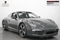 Certified Pre-Owned 2014 Porsche 911 2dr Cpe 50th Anniversary Edition Rear Wheel Drive 2dr Car
