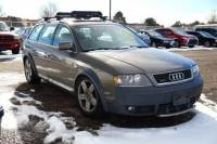 Used 2002 Audi allroad For Sale near Denver in Thornton, CO | Near Arvada, Westminster, Lakewood & Broomfield, CO | VIN: WA1YD64B92N101978