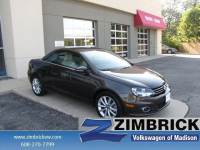 2014 Volkswagen Eos 2dr Conv Komfort Convertible in Madison, WI