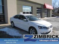 Used 2015 Volkswagen Passat 4dr Sdn 1.8T Auto Limited Edition P Car in Madison, WI
