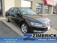 2015 Volkswagen Passat 4dr Sdn 1.8T Auto Limited Edition P Car in Madison, WI