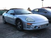 Used 2003 Mitsubishi Eclipse Spyder For Sale near Denver in Thornton, CO | Near Arvada, Westminster, Lakewood & Broomfield, CO | VIN: 4A3AE45GX3E053764