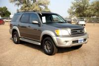 Used 2004 Toyota Sequoia For Sale near Denver in Thornton, CO | Near Arvada, Westminster, Lakewood & Broomfield, CO | VIN: 5TDBT44AX4S208559